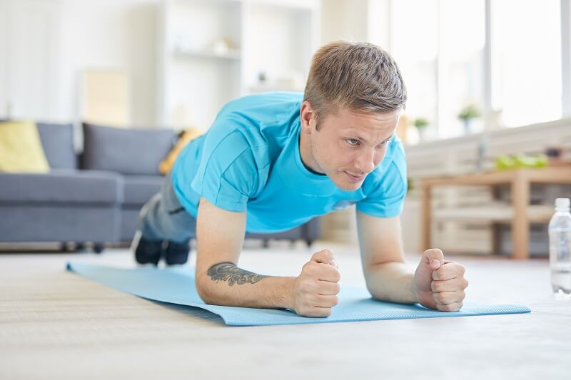 Home Exercise Challenges